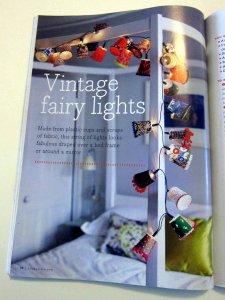 Vintage Fairy Lights Prima