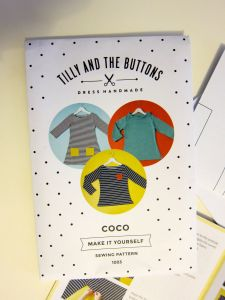 Coco by Tilly & The Buttons